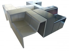 Image for bended bench, 2010