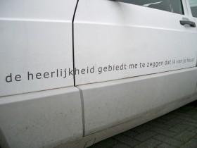 Image for heerlijkheid, 2004