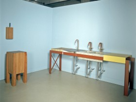 Image for keuken afstudeer project, 1995