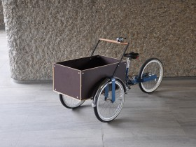 Image for kinder bakfiets, 2013