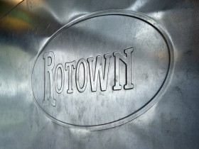 Image for cafe rotown, 2003